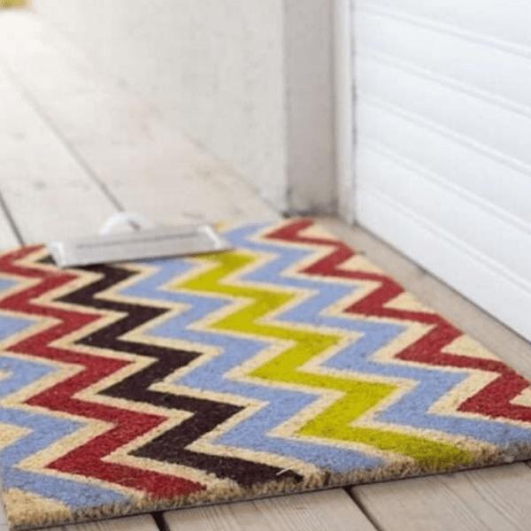 שטיח כניסה לבית