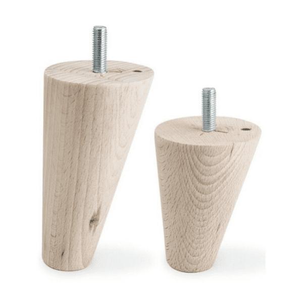 רגל עץ לרהיטים